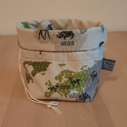 sac de transport, pochon de rangement en tissu