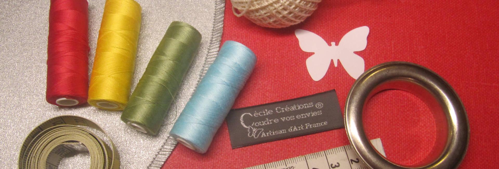 Atelier de couture fabricante de linge de maison